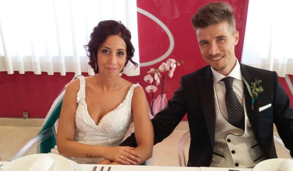La boda de Pedro y Tania en Luanco, Asturias