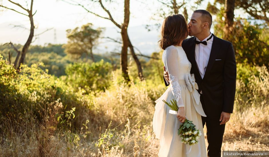 La boda de Carlos y Sheila en Barcelona, Barcelona