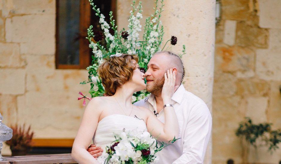 La boda de Anton y Irina en Salamanca, Salamanca