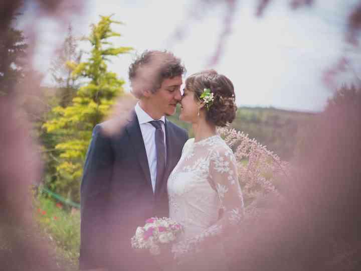 La boda de Helena y Juvenal