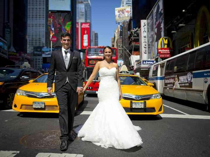 La boda de Verónica  y Diego