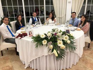La boda de Gracia y Chechu