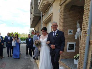 La boda de Silvia  y Vicent 1