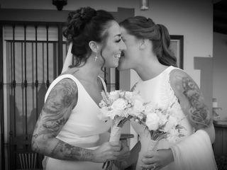 La boda de Sabri y Eva