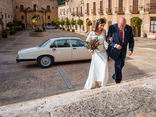 La boda de Marina y Arnau 1