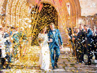 La boda de Marina y Arnau