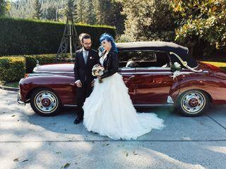 La boda de Amagoia y Víctor