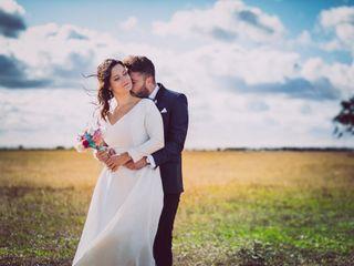 La boda de Ana y Vidal 1