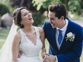 La boda de Erick y Sofía