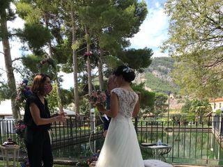 La boda de Irene y Esteban 2
