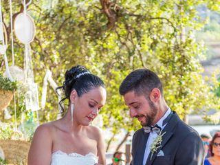 La boda de Cristina y Pau 1