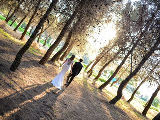 La boda de Elena y Ramón