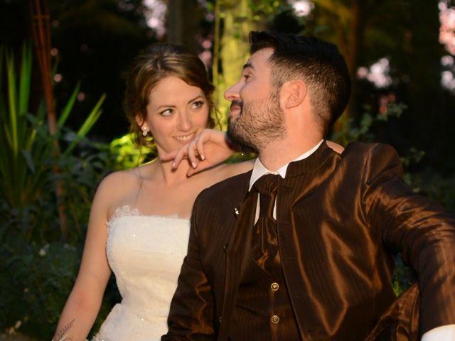 La boda de Miriam y Alberto