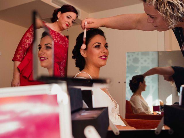 La boda de Kisko y Judhit en Huetor Vega, Granada 2