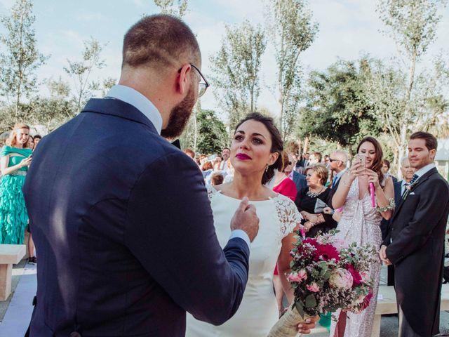 La boda de Kisko y Judhit en Huetor Vega, Granada 21