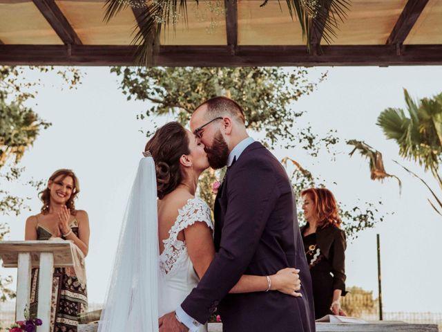 La boda de Kisko y Judhit en Huetor Vega, Granada 28