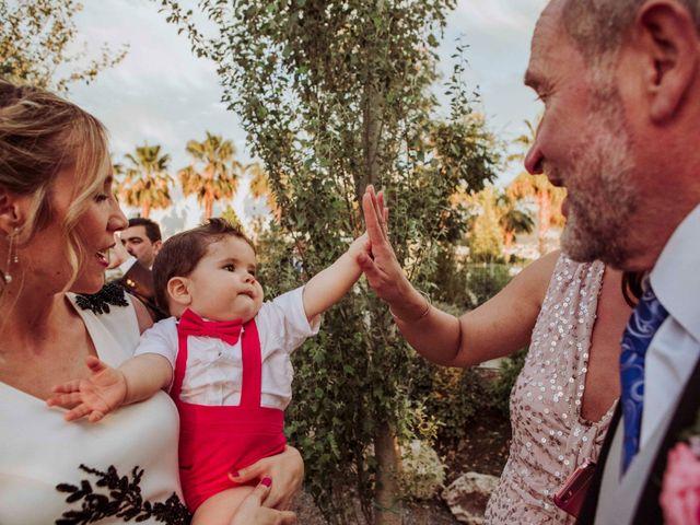 La boda de Kisko y Judhit en Huetor Vega, Granada 29