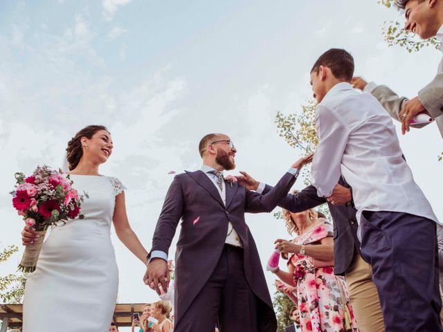 La boda de Kisko y Judhit en Huetor Vega, Granada 30