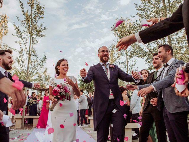 La boda de Kisko y Judhit en Huetor Vega, Granada 32