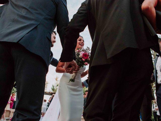 La boda de Kisko y Judhit en Huetor Vega, Granada 33