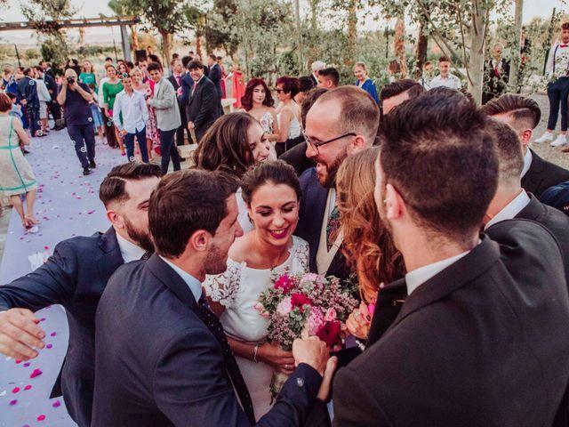 La boda de Kisko y Judhit en Huetor Vega, Granada 34