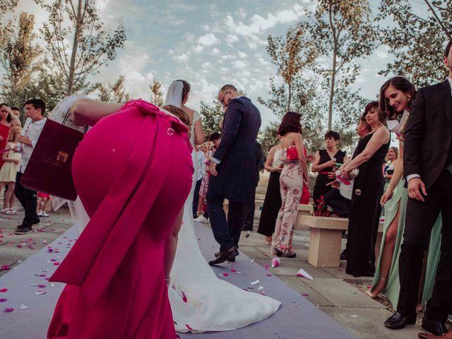 La boda de Kisko y Judhit en Huetor Vega, Granada 35