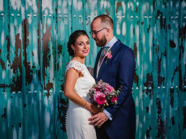 La boda de Kisko y Judhit en Huetor Vega, Granada 37