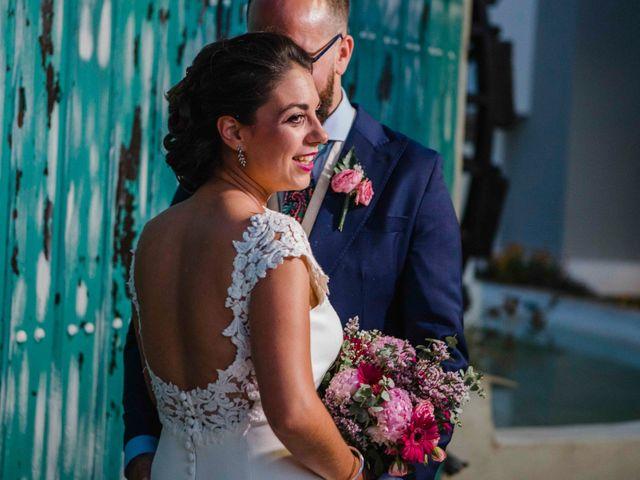 La boda de Kisko y Judhit en Huetor Vega, Granada 39