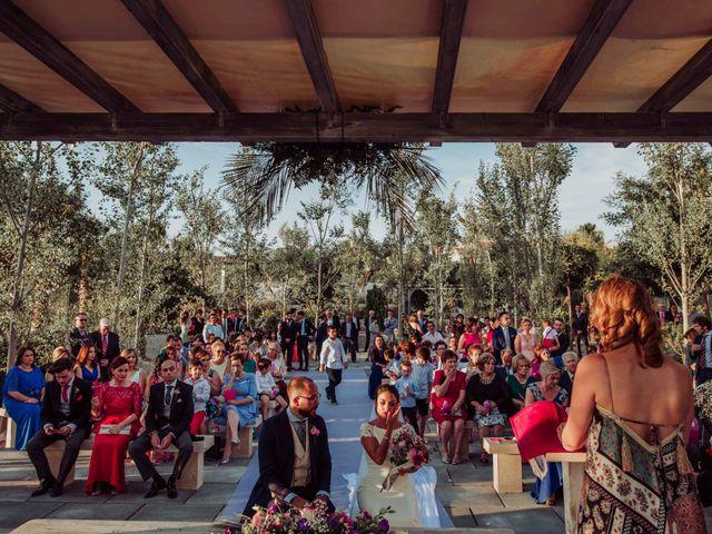 La boda de Kisko y Judhit en Huetor Vega, Granada 53