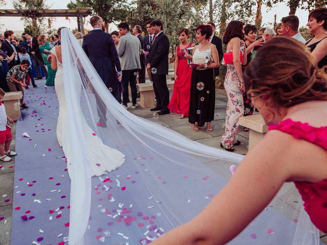 La boda de Kisko y Judhit en Huetor Vega, Granada 54