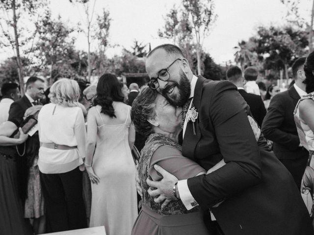 La boda de Kisko y Judhit en Huetor Vega, Granada 57