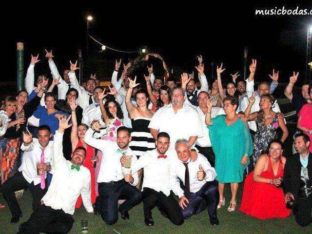 La boda de Antonio y Azahara en Peñarroya-pueblonuevo, Córdoba 2