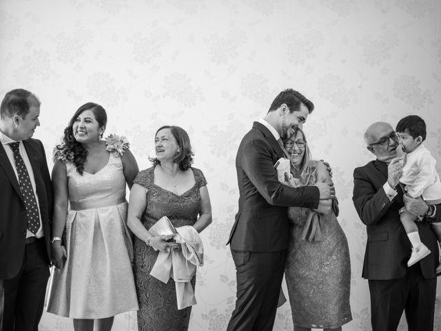La boda de Manu y Lola en Las Rozas De Madrid, Madrid 7