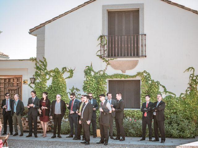 La boda de Manu y Lola en Las Rozas De Madrid, Madrid 36