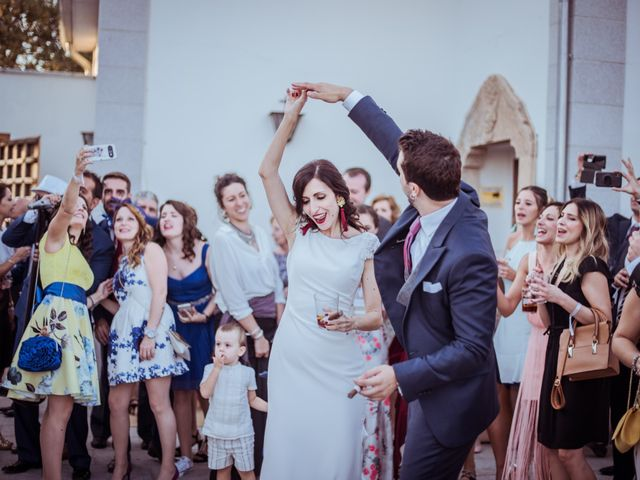La boda de Manu y Lola en Las Rozas De Madrid, Madrid 155