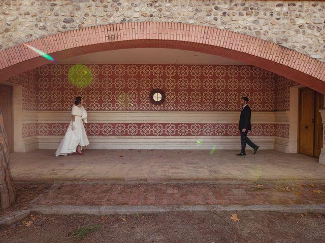 La boda de Alejandro y Patricia en Madrid, Madrid 18