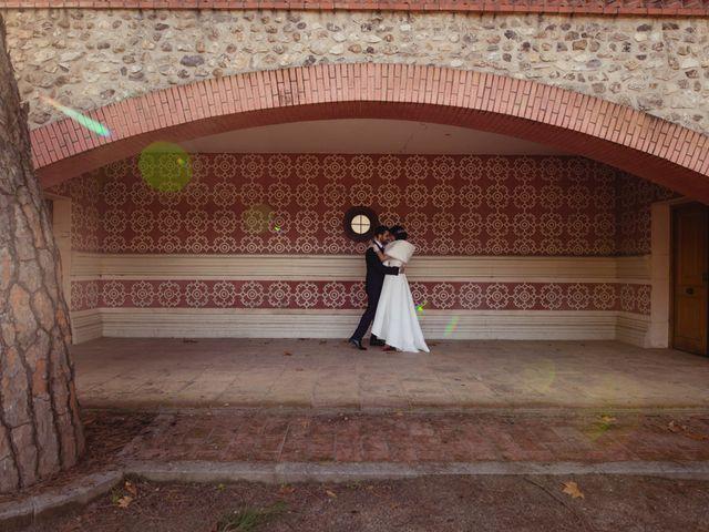 La boda de Alejandro y Patricia en Madrid, Madrid 19