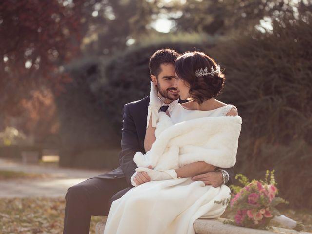 La boda de Alejandro y Patricia en Madrid, Madrid 21