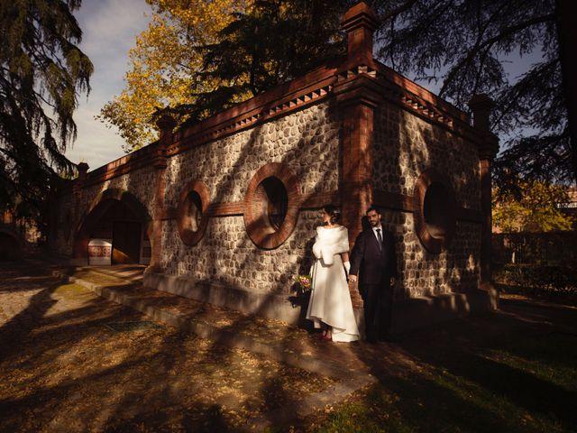 La boda de Alejandro y Patricia en Madrid, Madrid 23