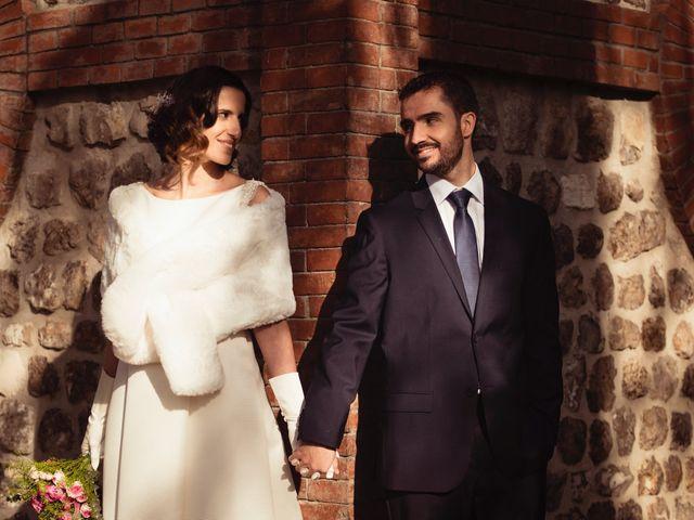 La boda de Alejandro y Patricia en Madrid, Madrid 24