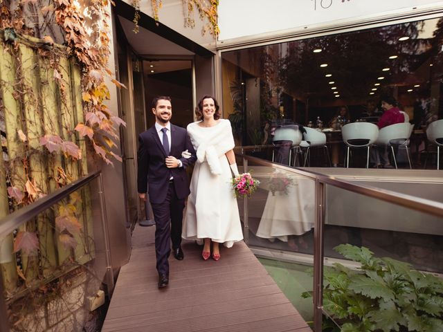 La boda de Alejandro y Patricia en Madrid, Madrid 25