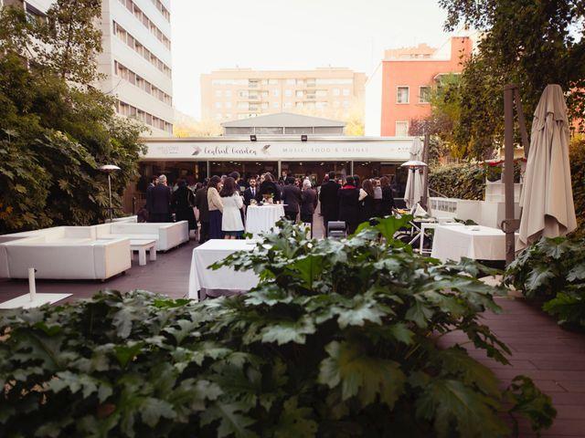 La boda de Alejandro y Patricia en Madrid, Madrid 28