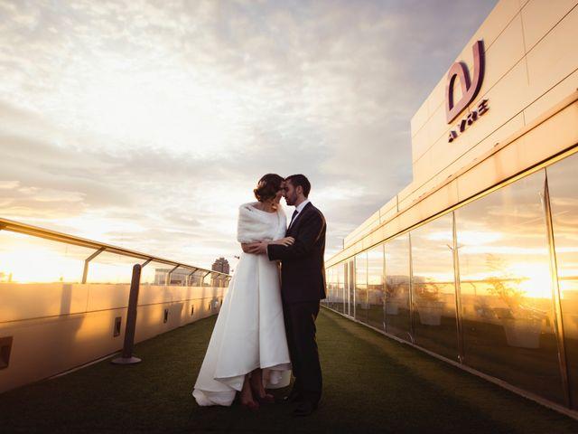 La boda de Alejandro y Patricia en Madrid, Madrid 31