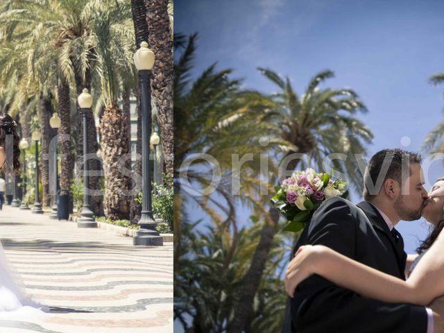 La boda de Jose y Verónica en Alacant/alicante, Alicante 11