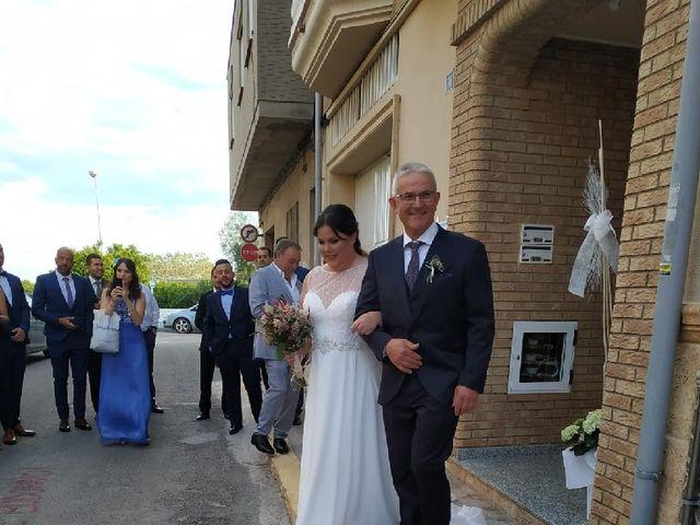 La boda de Vicent y Silvia  en Albalat Dels Tarongers, Valencia 1