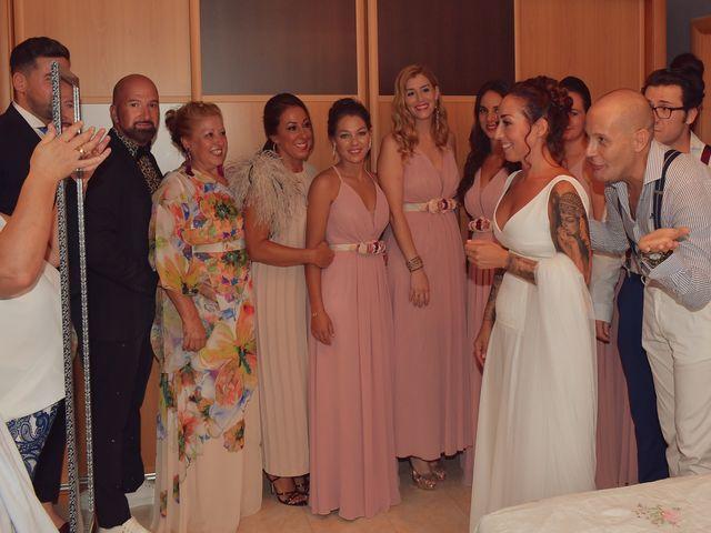 La boda de Eva y Sabri en Málaga, Málaga 13