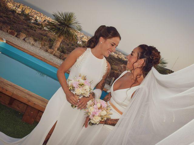 La boda de Eva y Sabri en Málaga, Málaga 1