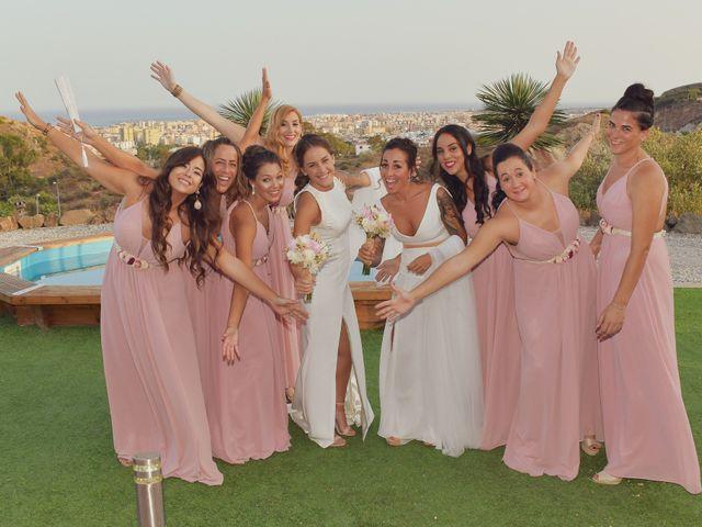 La boda de Eva y Sabri en Málaga, Málaga 17