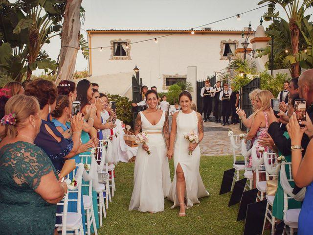La boda de Eva y Sabri en Málaga, Málaga 21
