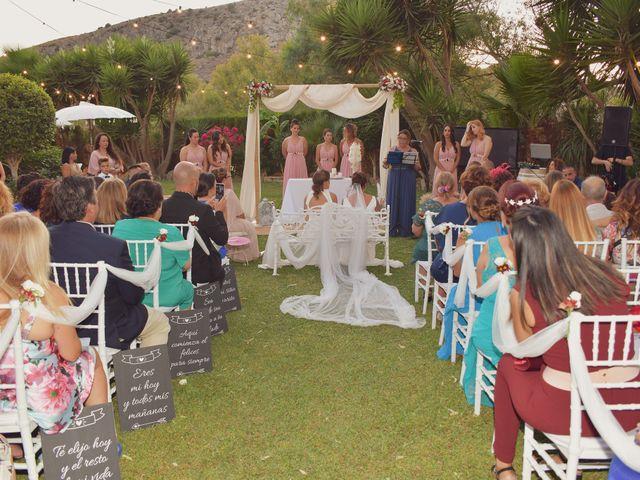 La boda de Eva y Sabri en Málaga, Málaga 22